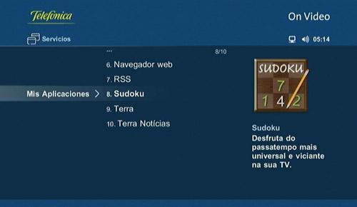 SudokusWeb en MediaBox